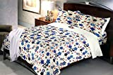 #10: Jaipuri Bedsheets (Cotton Double Bedsheet For Double Bed With 2 Pillow Covers)-By Cloth Fusion