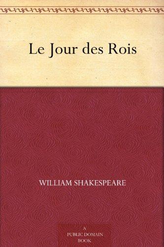 Couverture du livre Le Jour des Rois