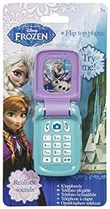 Sambro DFR-3051 Frozen - Funda con Tapa para teléfono móvil