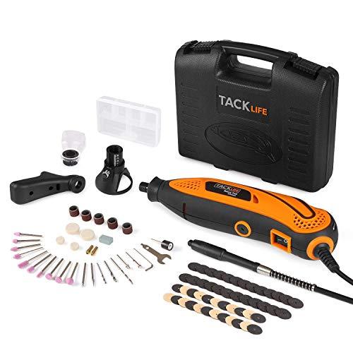 Tacklife Mini amoladora eléctrica Advanced Professional
