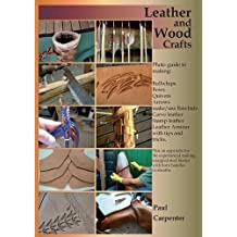 Leather and wood crafts