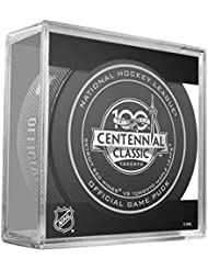 Centennial Classic NHL Official Game Puck