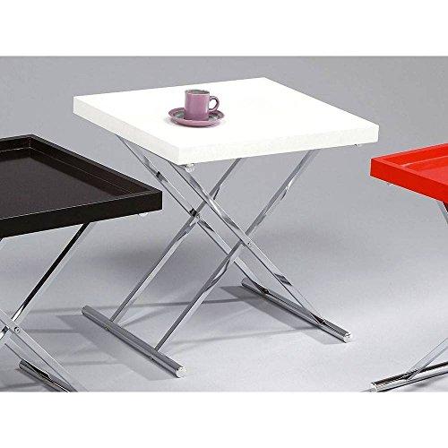 Tomasucci Baldi tavolino richiudibile con vassoio estraibile