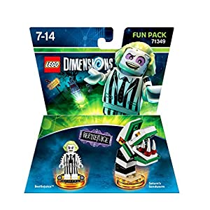 Warner Lego Dimensions Fun Pack Beetlejuice LEGO DIMENSIONS LEGO