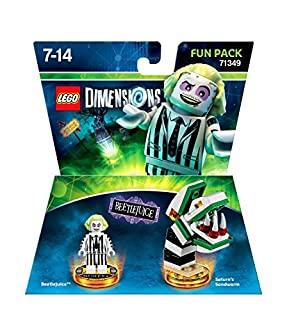 Figurine - Pack Héros - Beetlejuice (B071W71LTR) | Amazon Products