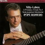 5 Preludes / Etude no. 1 / Suite populaire braésilienne