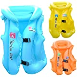 ShuangyouKids Inflaable Swimming Safety Fishing Clothes Survival Suit Child Life Vest Children Life Jacket Water Sport Kids Life Vest