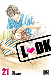 L-DK Edition simple Tome 21