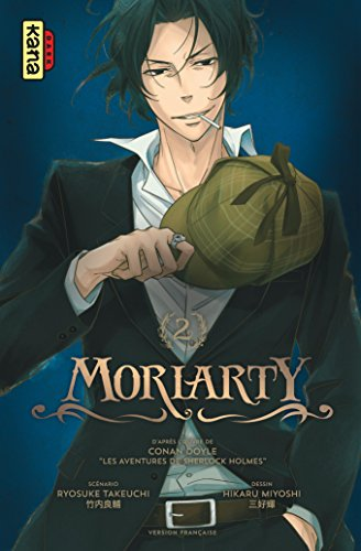 Moriarty the Patriot Edition simple Tome 2