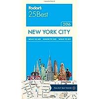 Fodor's 25 Best New York City