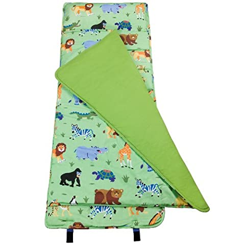 Olive Kids Wild Animals Nap Mat