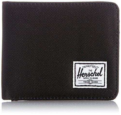 Herschel Supply Company  Porta carte di credito 10151-00001-OS, Nero