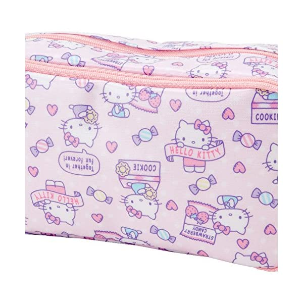 Sanrio (SANRIO) Hello Kitty – Estuche para bolígrafo Laminado (Color Marfil)