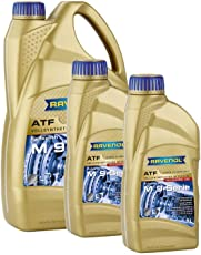 6 (4+2) Liter RAVENOL ATF M 9-Serie Automatikgetriebeöl Made in Germany