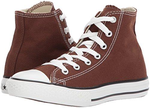 Converse Chuck Taylor All Star 015850-550-93, Unisex – Erwachsene Sneakers, Braun (Chocolate), EU 39 - 6