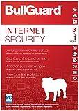 BullGuard Internet Security 1 Jahr 3 PCs DVD-Case ohne Datenträger