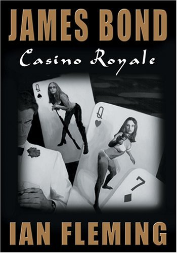 Casino Royale: The James Bond Series, Book 1 by Ian Fleming (January 01,2009)
