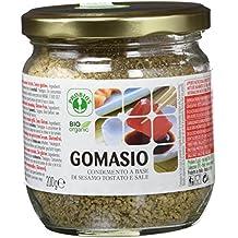 Probios Gomasio Condimento a Base de Sésamo Tostado, sin Gluten - 6 Tarros