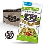 Maxsport Nutrition 42% Protein Organic Bio Glutenfrei High Fibre Protein Pasta 10pack – 10 x 200g (Fettuccine) - 3