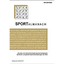 Sportalmanach: Aktuelle und historische Ergebnisse der beliebtesten Sportarten und größten Sportveranstaltungen der Welt
