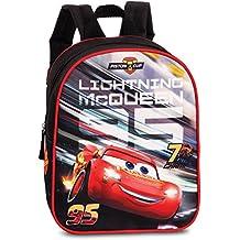 71f6ebecda2 Disney Pixar Cars Kinderrucksack Rucksack schwarz rot 3-6 Jahre