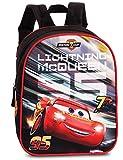Disney Pixar Cars Kinderrucksack Rucksack schwarz rot 3-6 Jahre