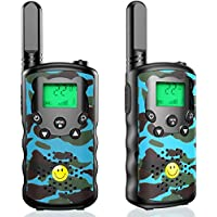 NEHOPE Walkie Talkies for Adults Kids,4 Mile Long Range, 8 Channel 2 Way Radio & Handheld Kids Walkie Talkies,Best Gifts for Boys & Girls adults for Outdoor Adventure