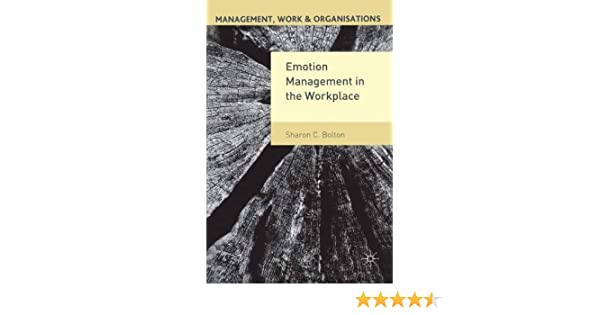 Emotion Management in the Workplace (Management, Work and Organisations)
