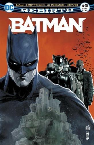 Batman Rebirth 05 Bienvenue  Santa Prisca !