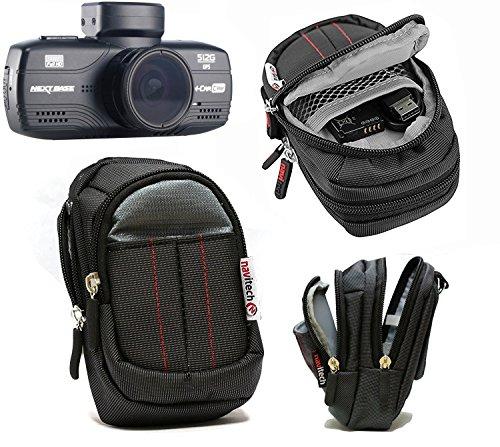 Navitech schwarz Gehäuse für Z-Edge Dash Cam, Z-Edge Z1PLUS Car DVR Dashboard Camera Gps-dashboard