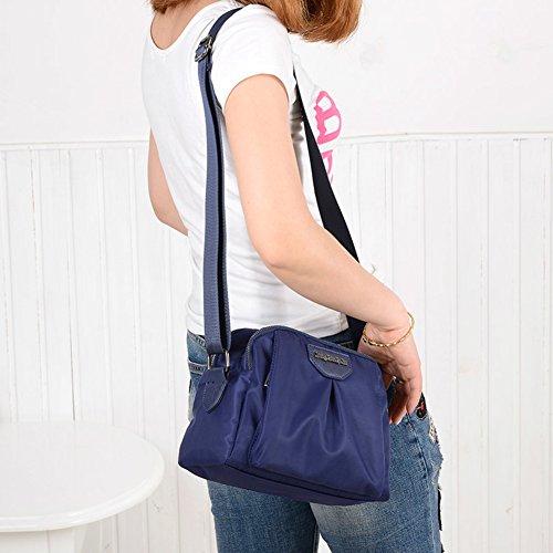 Segeltuchtasche/Handtaschen/Oxford Tuch Umhängetasche/Messenger Bag-D (Tuch Messenger Bag)