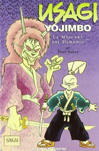 Usagi Yojimbo, La máscara del diablo (Independientes USA, Band 98)