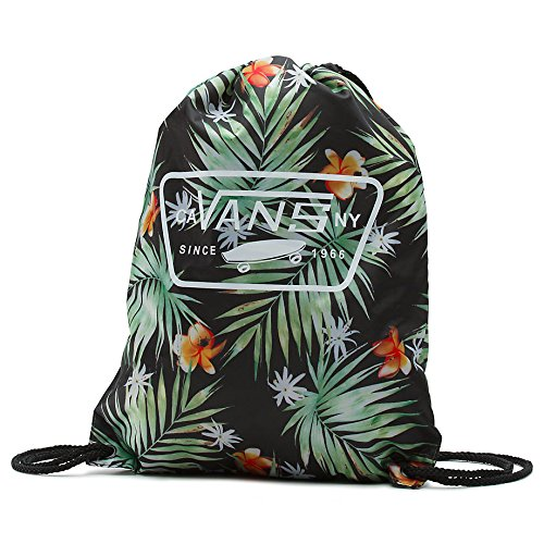 Imagen de vans league bench bag , 44 cm, 12 l, black decay palm