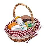 Tanner 40975 - Picknick Korb gefüllt, Spiel