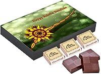 ChocoCraft Best Raksha Bandhan Gifts for Brother 6 Chocolate Box
