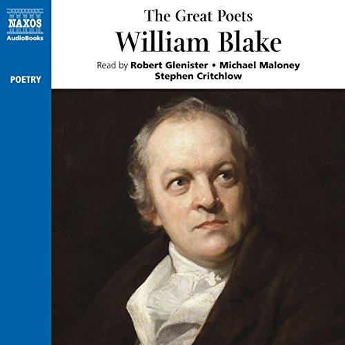 The Great Poets: William Blake  Audiolibri