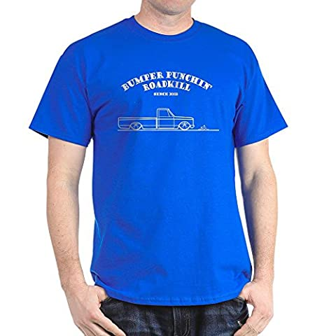 CafePress - Bumper Punchin' Roadkill Since 2002 - 67-72 C-10 D - 100% Cotton T-Shirt
