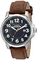 Timex T44921PF - Reloj de caballero de cuarzo de Timex