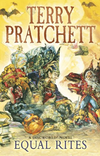 Cover of Equal Rites (Discworld 3)