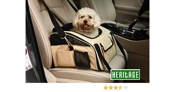 seggiolino a gabbietta per i viaggi. cani e cuccioli Heritage Sedile di lusso e portantina per gatti