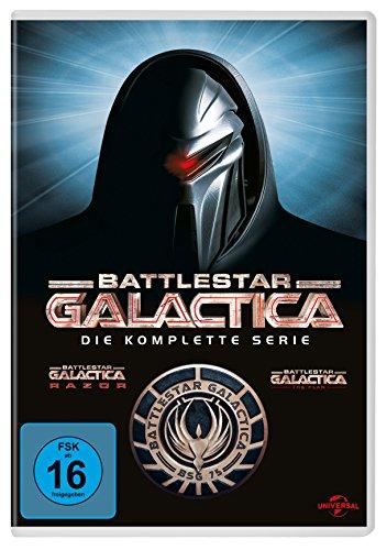 Bild von Battlestar Galactica - Die komplette Serie (25 Discs)