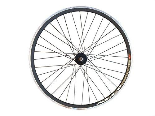 Fixed Gear, Single Speed vorne oder hinten 30mm Rad mit Joytech Flip Flop Track Naben, Joytech Flip Flop, schwarz -
