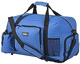 Andes - Sac de sport/gym/voyage avec bandoulière - 40 L - Bleu...