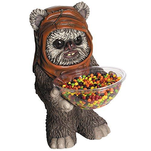 PARTY DISCOUNT Neu Candy-Bowl-Holder Ewok, ca. 50 -