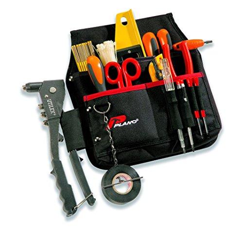 Preisvergleich Produktbild Plano Werkzeugtasche für den Elektroinstallateur aus verstärktem Stoff, 535TB