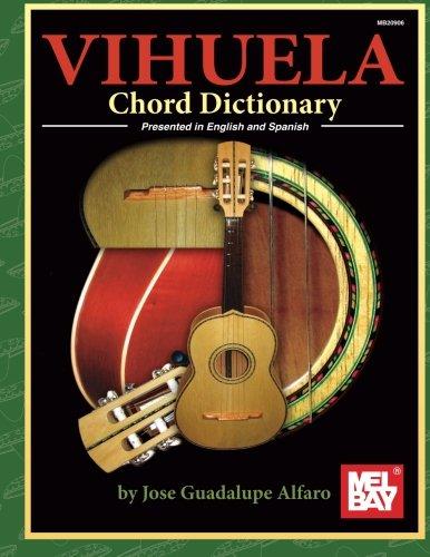 Vihuela Chord Dictionary por Jose Guadalupe Alfaro