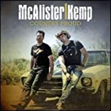 Songtexte von McAlister Kemp - Country Proud