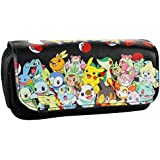 Estuches Material escolar Portatodo doble Pokemon Pikachu (Pokemon 4)