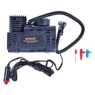 Am-Tech 12 V mini air Compressor, V1350