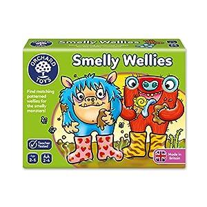 Orchard Toys Smelly Botas de Agua Juego, Multicolor (1)
